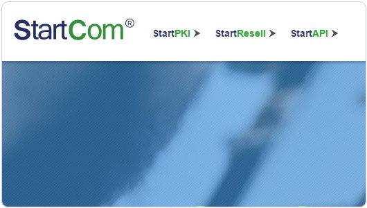 八大免费SSL证书-StartSSL